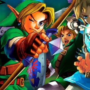 Peluche Zelda